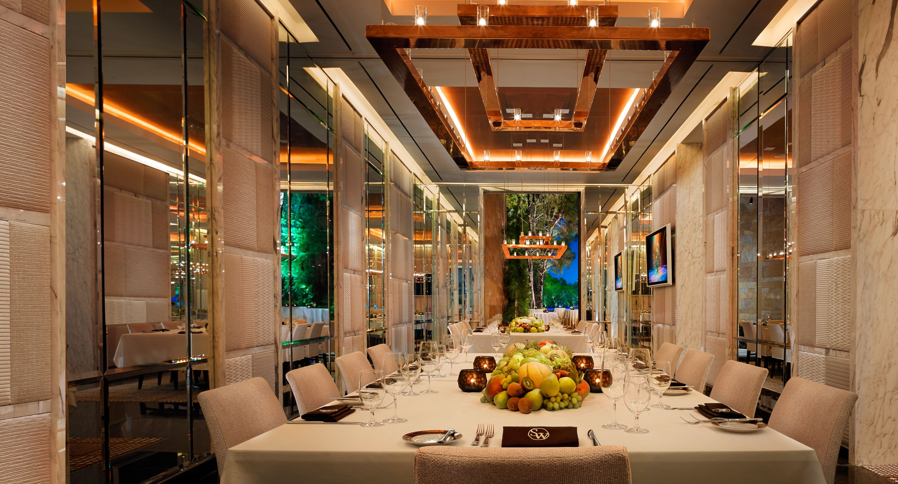 Private Dining Rooms In Las Vegas Chef David Walzog's Forbes Travel Guide Four Star Awardwinning Sw