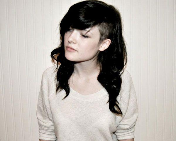 Medium Length Undercut With Images Half Shaved Hair Shaved Long Hair Shaved Hair Women
