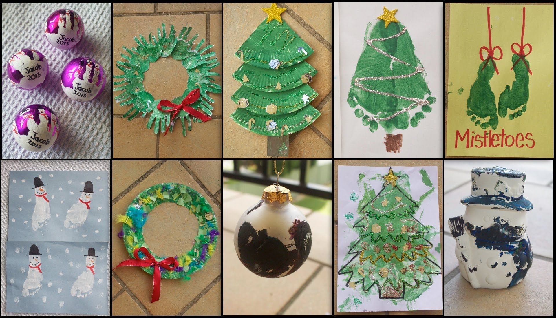 christmas crafts for toddlers kids craftchildcare ideas