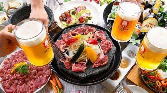 世界のビール博物館新元号令和改元のゴールデンウィーク10連休はBBQビアガーデンで世界のクラフトビールを楽しもう