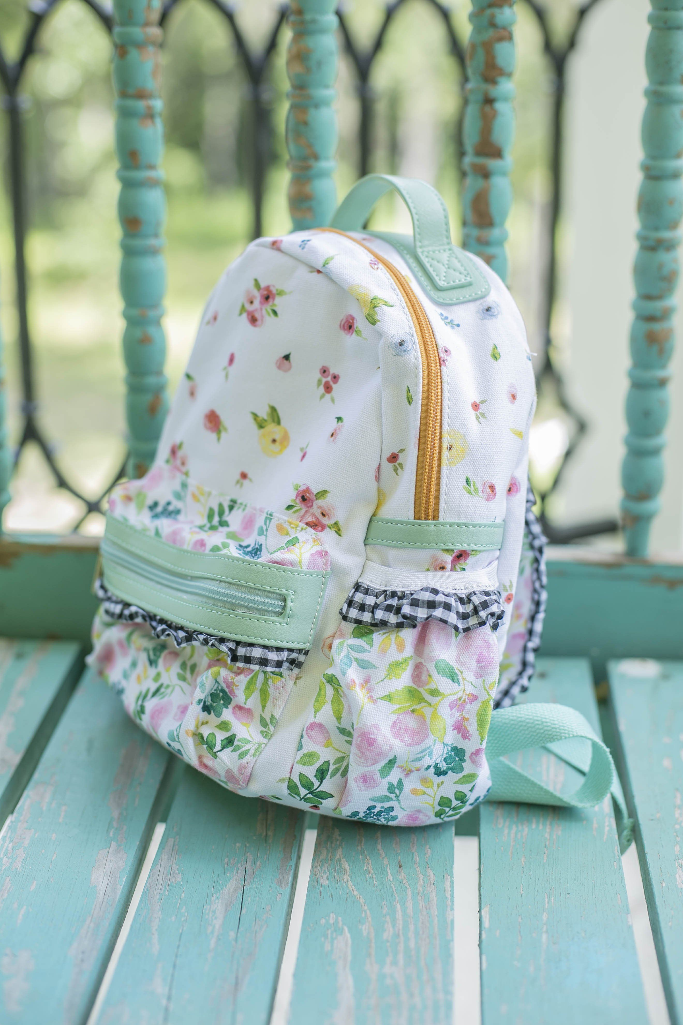 131250d479 SweetHoney - Toddler Backpack - Dainty Floral