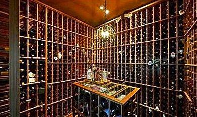 Ultimate wine cellar!