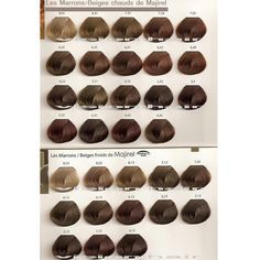 1000 ideas about majirel on pinterest loral professionnel permanente cheveux mi long and loral - Majirel Coloration