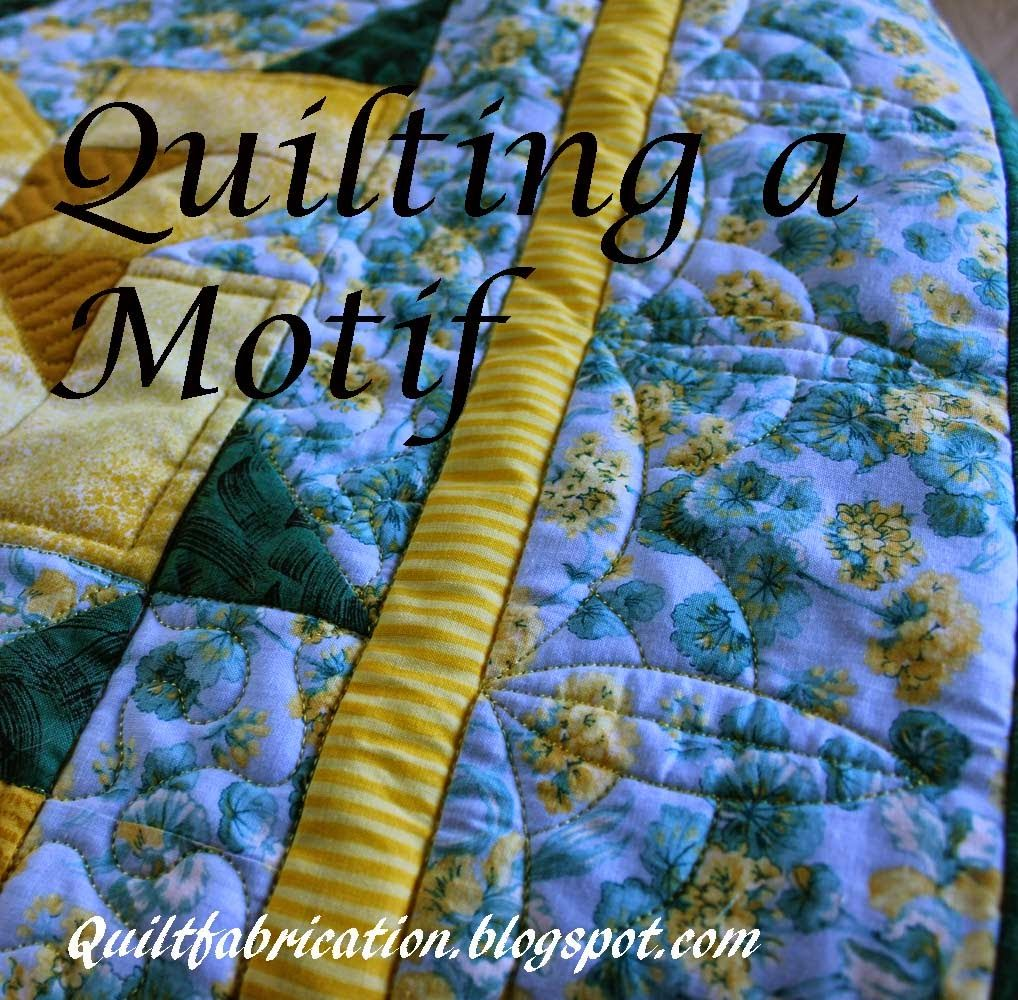 Quilt Fabrication: Tutorials