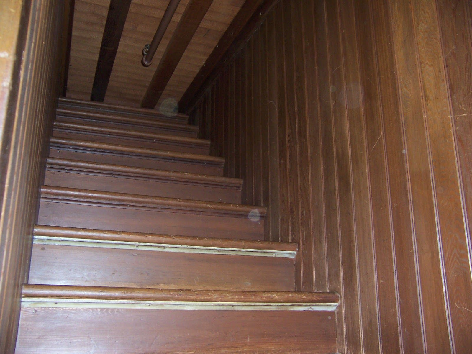 the winchester mystery house the stairs that lead to no where