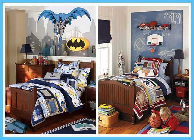 pottery barn rooms | Pottery Barn Boys Bedrooms | Puffys Puffys ...
