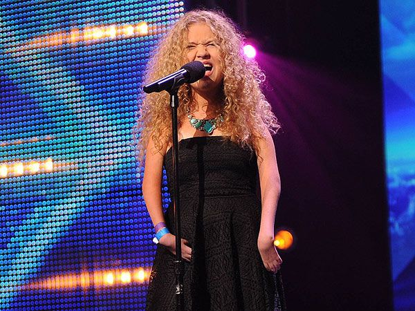 X Factor's Most-Inspiring Singer This Season Could Be Rion Paige - X-Factor, Simon Cowell : People.com