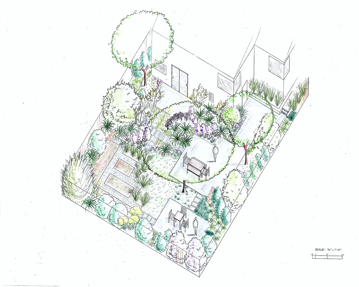 planometric gardens drawings Google Search planometric drawing