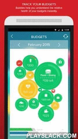 Kasasa 360 Android App , Money management
