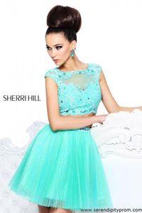 Sherri Hill 21154 cocktail dress
