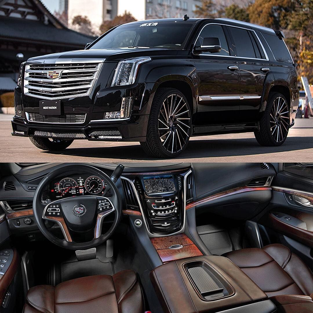 Best 25 escalade car ideas only on pinterest cadillac escalade suv vehicles and uber luxury cars