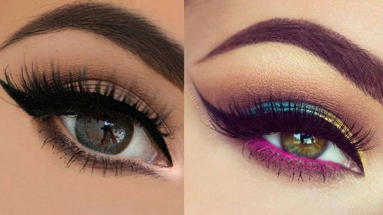 Easy And Beautiful Eye Makeup Tutorial Compilation Videos 4 With