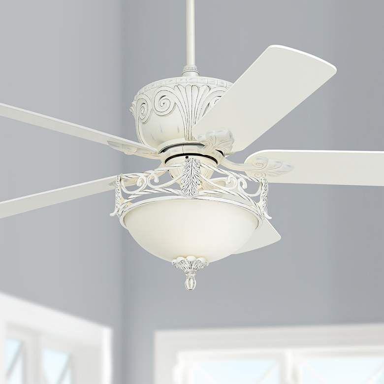 Deville Ceiling Fan With Led Light Kit