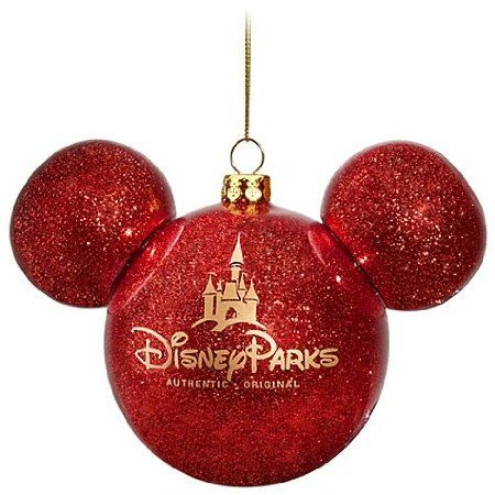 Amazon Com Disney Iconic Mickey Mouse Christmas Ornament Home Kitchen Disney Christmas Ornaments Mickey Mouse Christmas Mickey Mouse Ornaments