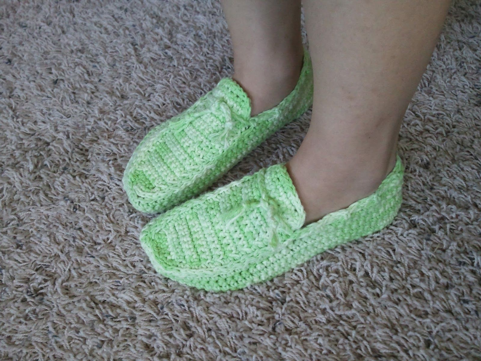 Crafting with Fifi: Crochet Moccasins/Loafers