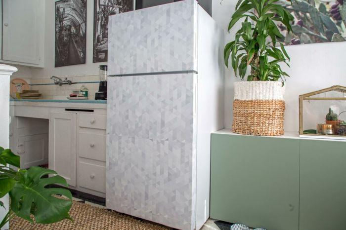 Retro Kühlschrank Gelb : Kuhlschrank amerikanisch retro wohndesign
