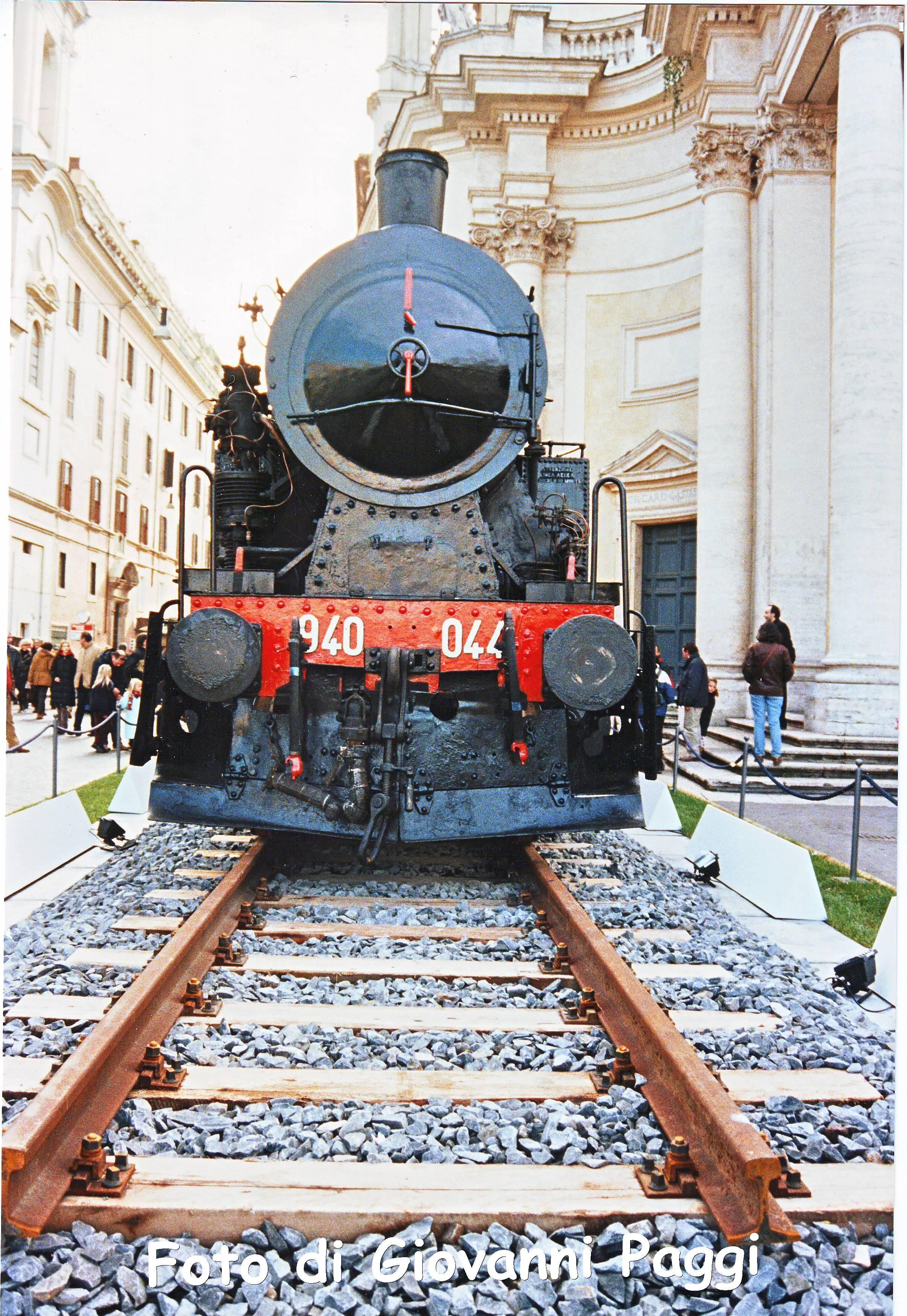 Lo otiva a vapore Gr 625 177 settembre 2007 ero in viaggio con treno antico riservato per azienda da Milano Centrale verso il Lago d Iseo con Fe…