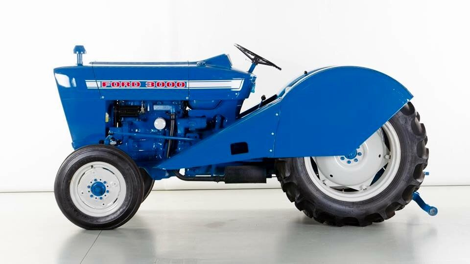 Ford Orchard Tractor : Ford orchard old tractors pinterest orchards