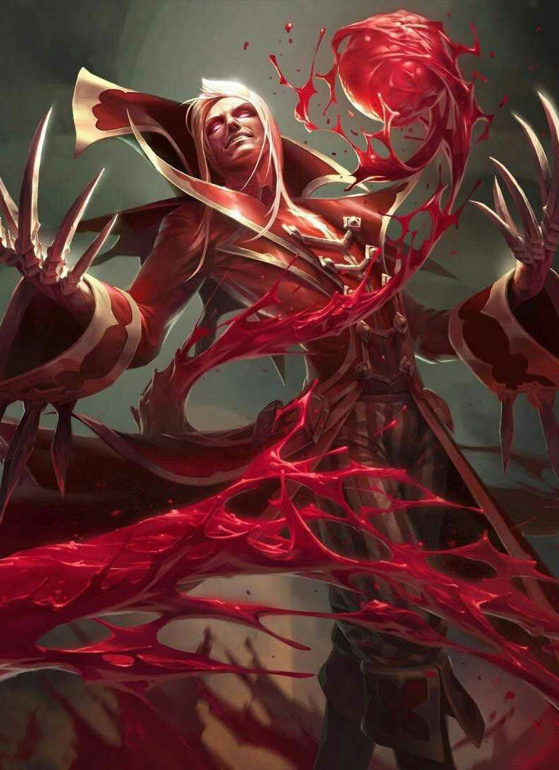 Vladimir Hd Wallpapers League Of Legends Lol League Of Legends League Of Legends Characters