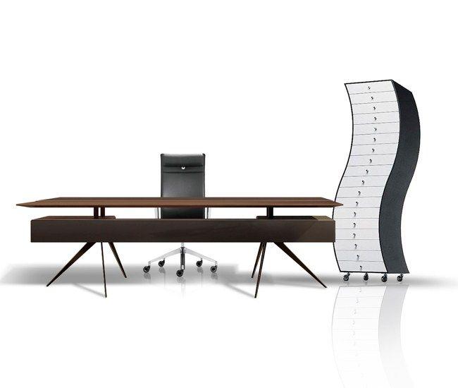 Executive Desk MADISON By JOSE MARTINEZ MEDINA