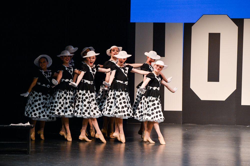 Hollywood company novelty dance theme school of dance