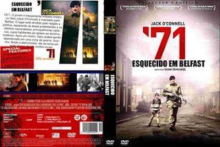 Tudo Capas Gtba 71 Esquecido Em Belfast Capa Filme Dvd Filme