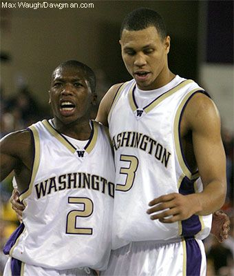 Til Brandon Roy And Nate Robinson Were College Teammates On