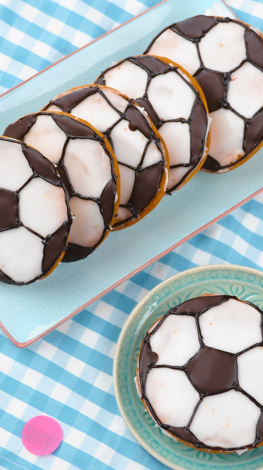Photo of Recipe Video: Soccer Americans