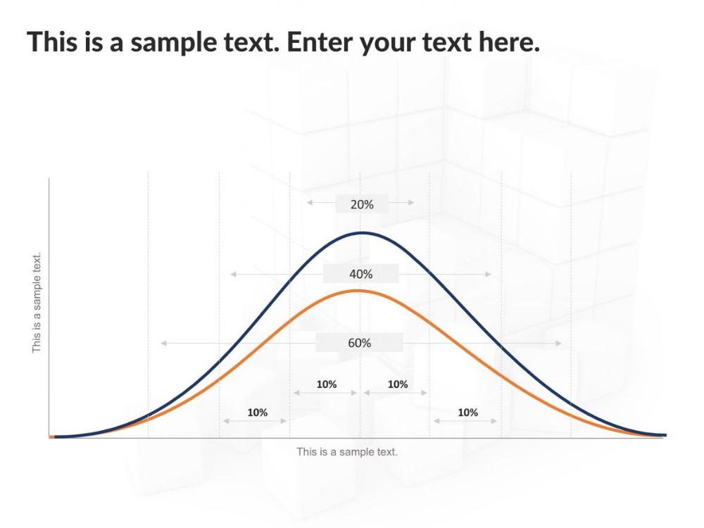 Bell Curve Powerpoint Template 2 Powerpoint Templates Powerpoint Bell Curve