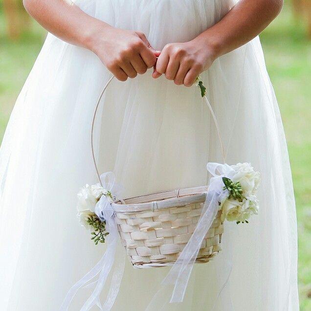 Wedding Basket Rings