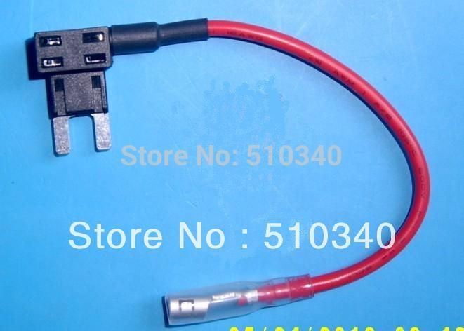 71e66f727583420ca18e9ef322bb8e48 26pcs new add a circuit blade fuse tap piggy back mini blade car