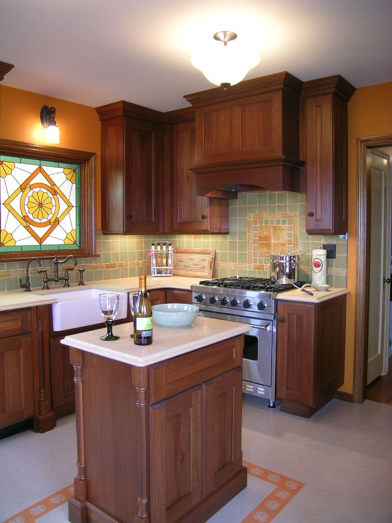 kitchens that are small can even utilize a small prep