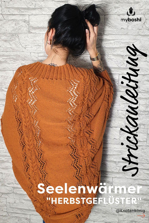 Photo of Knitting instructions knit soul warmer