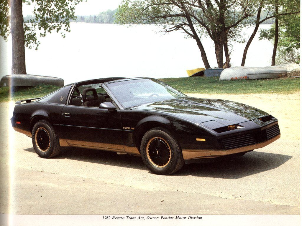 1982 pontiac trans am t tops classic muscle cars. Black Bedroom Furniture Sets. Home Design Ideas