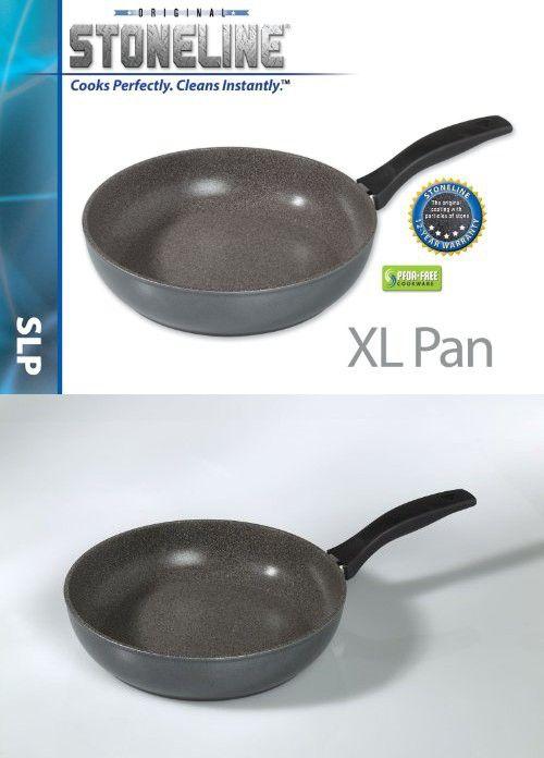 Stoneline - PFOA Free Non-stick Stone Cookware - Large 11