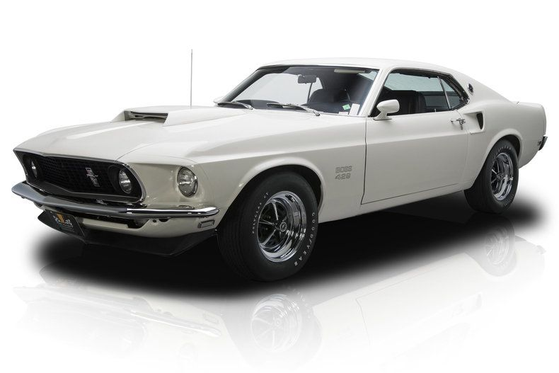 Restored 1969 Ford Mustang Boss 429 Sale Price 279 900 With