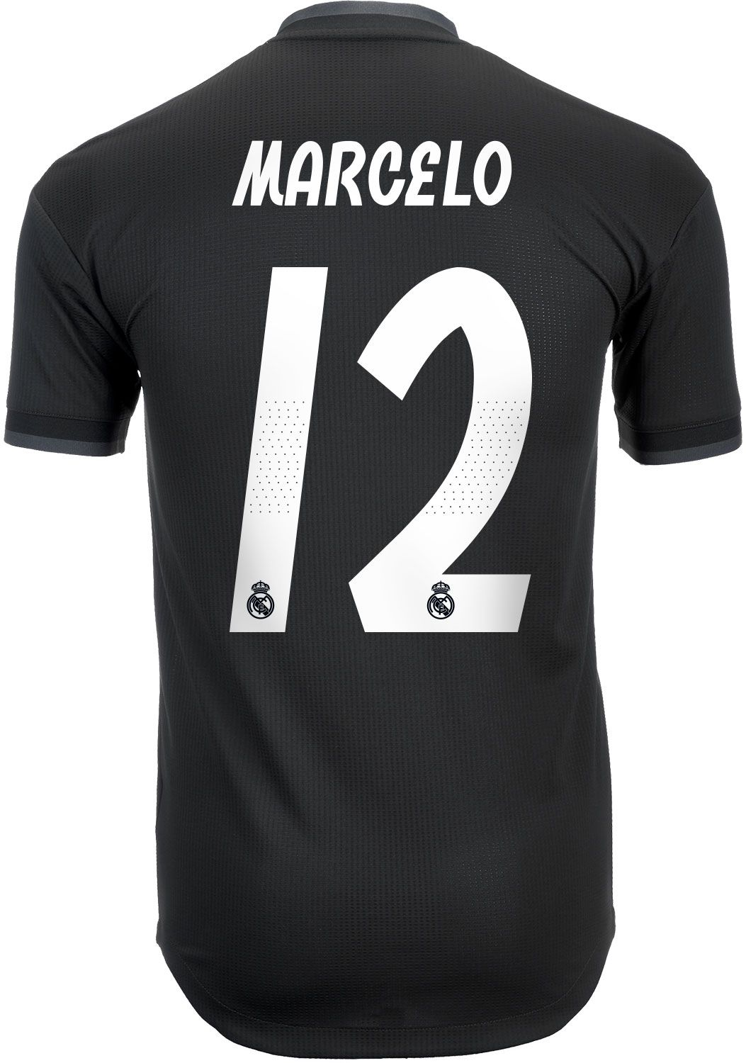 6b20a3f65 2018 19 adidas Marcelo Real Madrid authentic Away Jersey. Buy it from  soccerpro.com