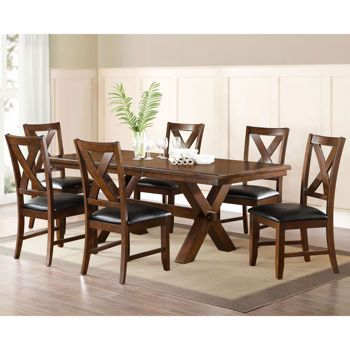 Montcross 7 Piece Dining Set For The Home 7 Piece Dining Set Dining Room Sets Dining Set