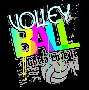 retro vb volleyball t shirt by gymratsvolleyball com volleyball rh pinterest com volleyball designs for t shirts