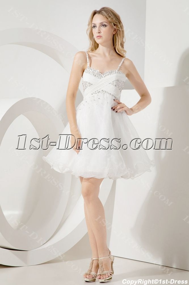 80e51f06b28 1st-dress.com Offers High Quality Ivory Super Sweet 16 Cocktail Dresses