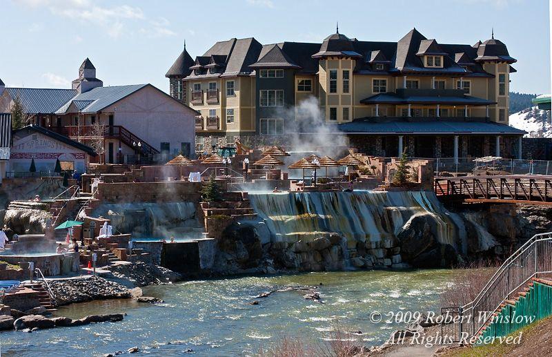 New Mexico Hot Springs Resorts Pagosa Colorado