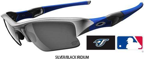 blue jays oakley sunglasses