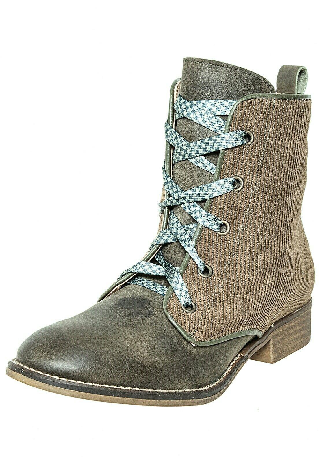 eecd6587 Botín Elsy Khaki MTNG | Shoes