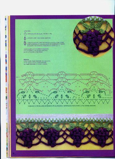 BARRADINHOS ANO 2 Nº 5 - COLEÇÃO BORDADOS MODERNOS - claudia - Picasa Web Albums
