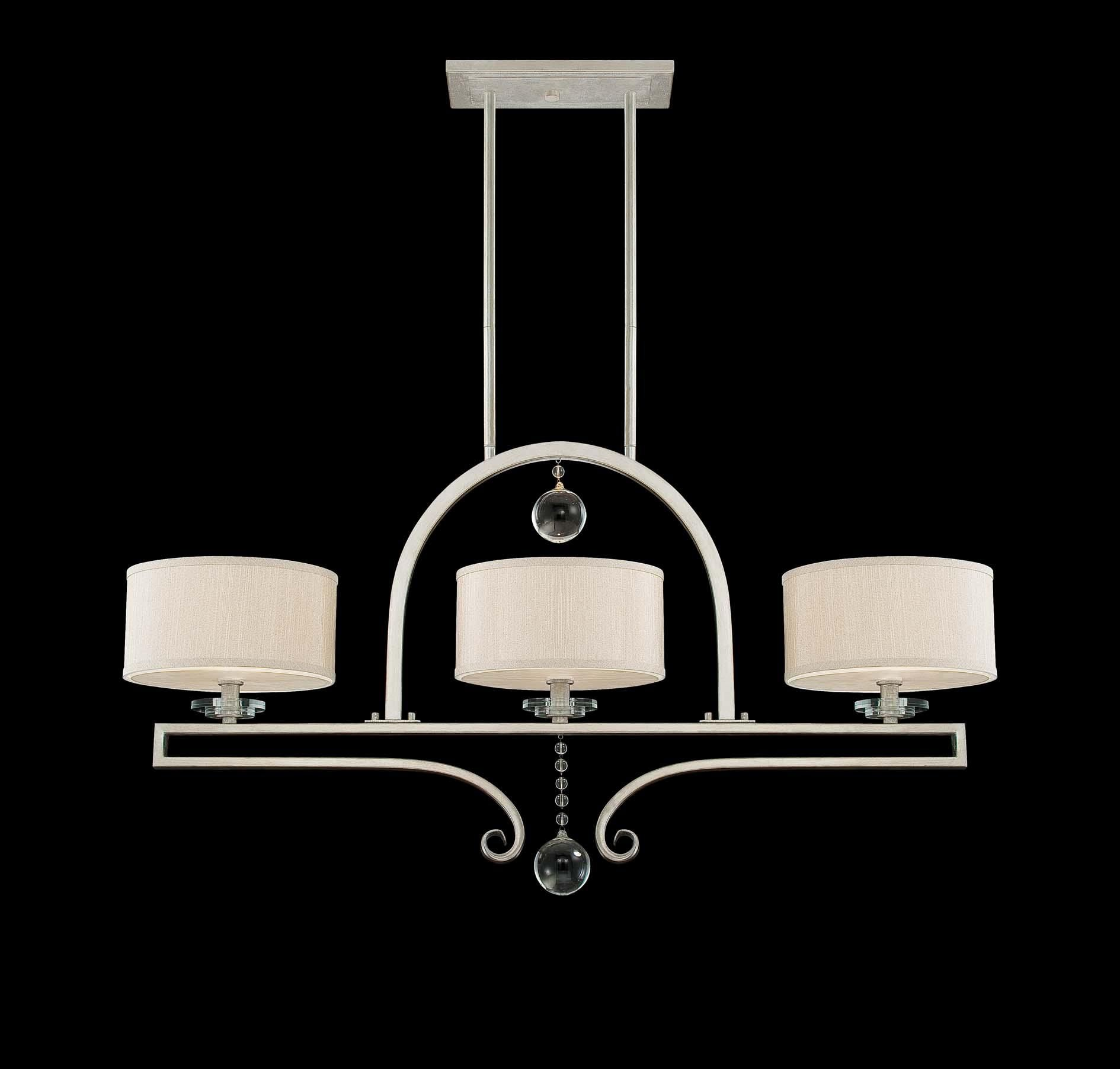 Savoy House 1 252 3 307 Rosendal 3 Light Linear Chandelier In
