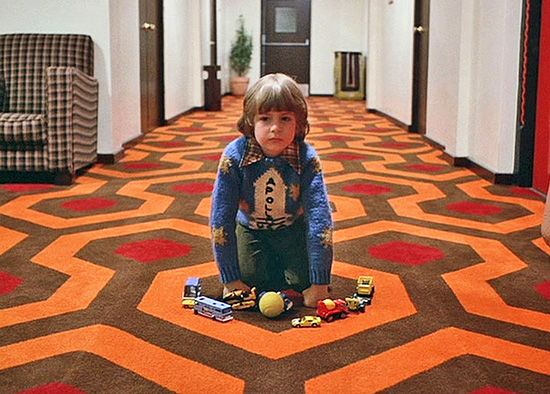 Danny Apollo Sweater The Shining Kubrick Horror Lover Pinterest