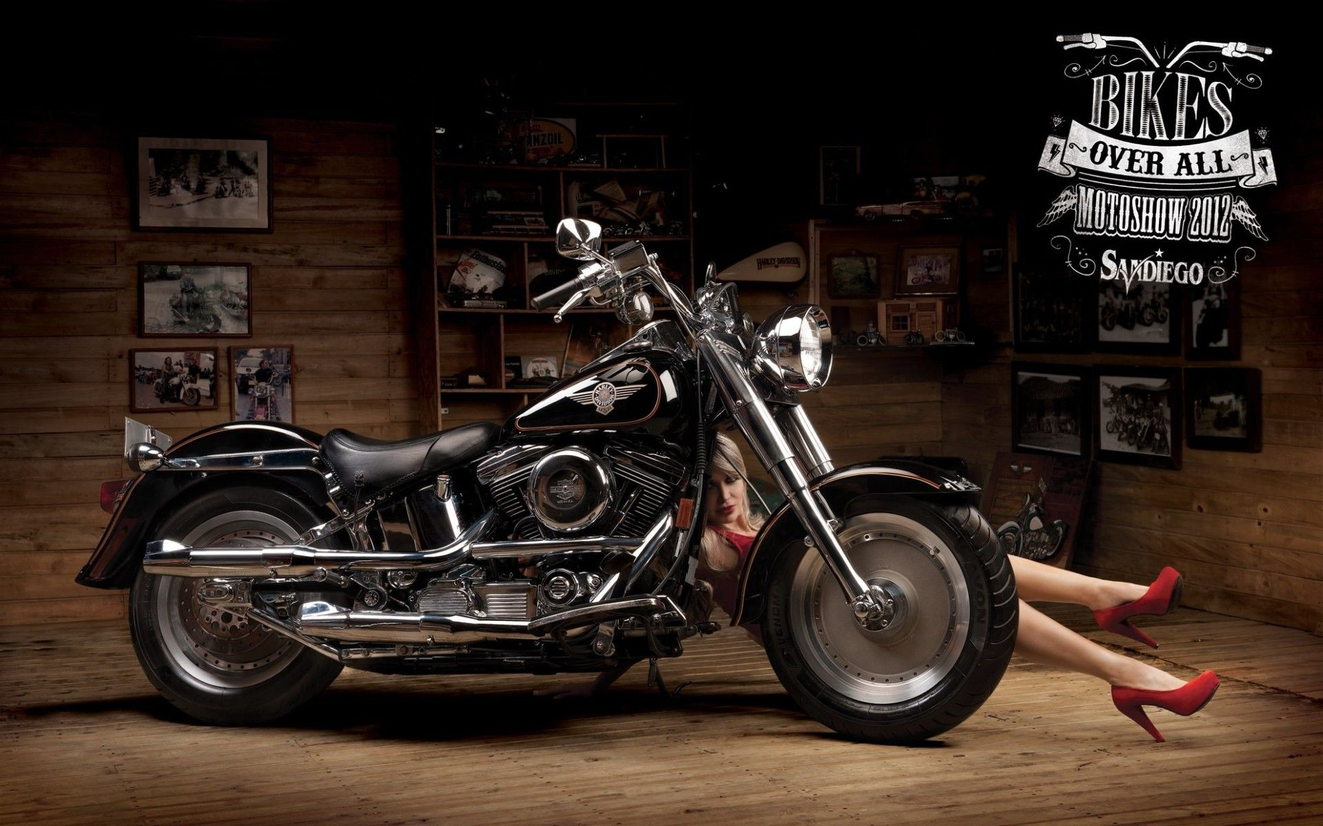 Can I Have Both Harley Davidson Fatboy Vetements Harley Davidson Harley Davidson Chopper