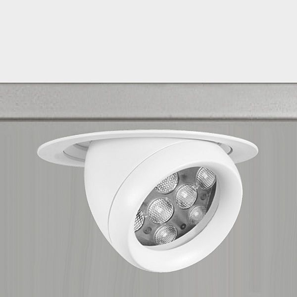 adjustable LED downlight JUNO 200 Arcluce S.p.A.