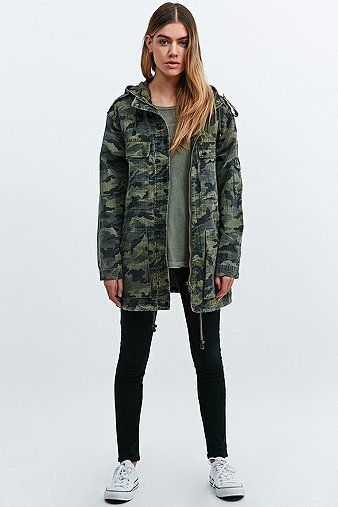 bdg veste militaire camouflage clothing and accessories pinterest vestes militaires. Black Bedroom Furniture Sets. Home Design Ideas