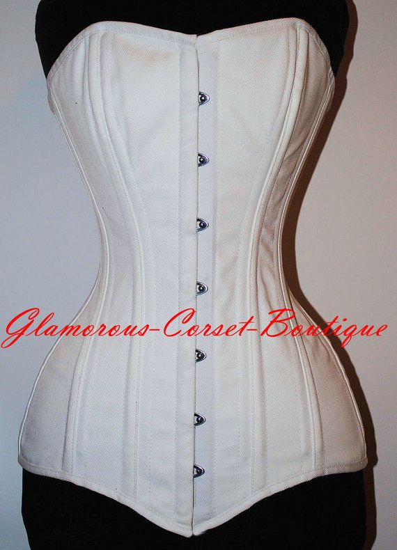 8f1d5fcd04c  This Corset is good for someone who is tall with a long torso or pear  shaped figure   Stunning Long Line Double Steel Boned Authentic Heavy